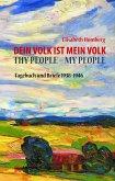 Dein Volk ist mein Volk. Thy People - My People