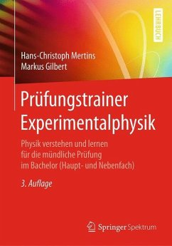 Prüfungstrainer Experimentalphysik - Mertins, Hans-Christoph; Gilbert, Markus
