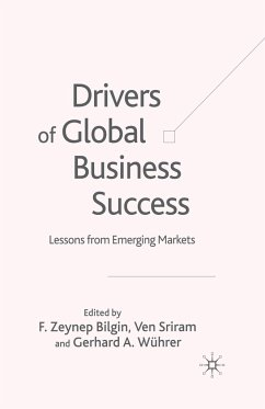 Drivers of Global Business Success
