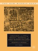 Language as the Site of Revolt in Medieval and Early Modern England