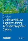StaKogT - Stadienspezifisches kognitives Training bei leichter kognitiver Störung