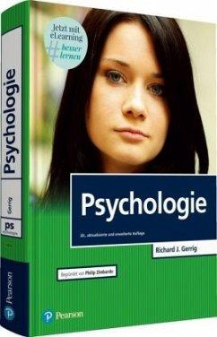 Psychologie mit E-Learning ´´MyLab Psychologie´´