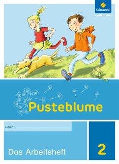 Pusteblume. Das Sachbuch 2. Arbeitsheft. Niedersachsen, Hessen, Rheinland-Pfalz und das Saarland