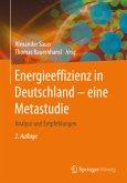 Energieeffizienz in Deutschland - eine Metastudie