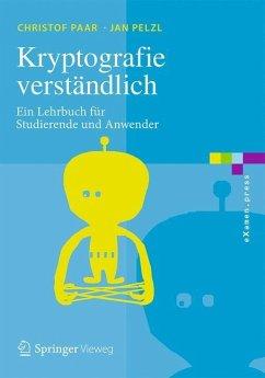 Kryptografie verständlich - Paar, Christof; Pelzl, Jan