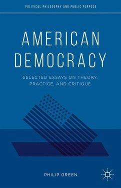 American Democracy - Green, P.
