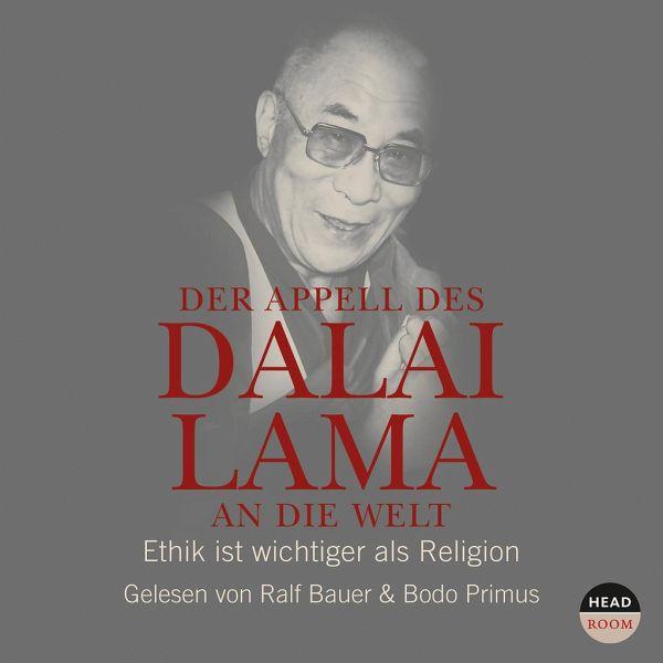 Der Appell des Dalai Lama an die Welt, 1 Audio-CD - Dalai Lama XIV.