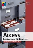 Access 2016 (eBook, PDF)