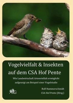 Vogelvielfalt & Insekten auf dem CSA Hof Pente - Hammerschmidt, Rolf