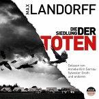 Die Siedlung der Toten, 2 MP3-CD