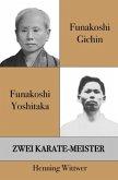 Funakoshi Gichin & Funakoshi Yoshitaka