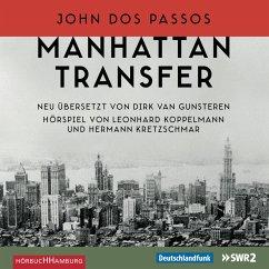Manhattan Transfer (MP3-Download) - Dos Passos, John