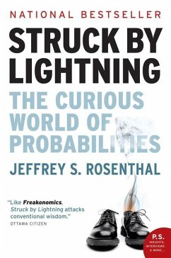 Struck By Lightning (eBook, ePUB) - Rosenthal, Jeffrey S.