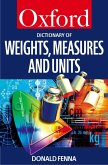 A Dictionary of Weights, Measures, and Units (eBook, ePUB)