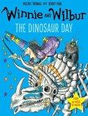 Winnie the Witch - Winnie's Dinosaur Day. Book + CD