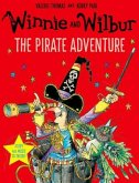 Winnie and Wilbur - The Pirate Adventure. Book + CD