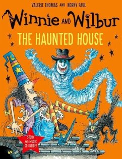 Winnie's Haunted House. Book + CD - Thomas, Valerie
