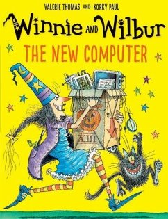 Winnie and Wilbur: The New Computer - Thomas, Valerie