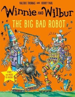 Winnie and Wilbur: The Big Bad Robot - Thomas, Valerie