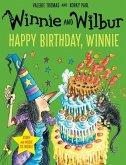 Happy Birthday Winnie. Book and CD