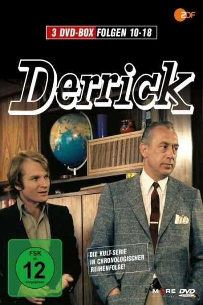 derrick folge 10