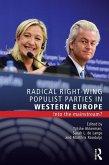 Radical Right-Wing Populist Parties in Western Europe (eBook, PDF)