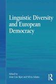 Linguistic Diversity and European Democracy (eBook, PDF)