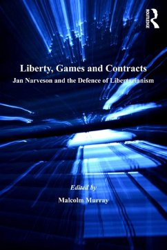 Liberty, Games and Contracts (eBook, PDF)