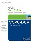 VCP6-DCV Official Cert Guide (Exam #2V0-621) (eBook, ePUB)