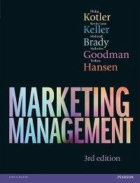 Marketing Management (eBook, PDF) - Brady, Mairead; Goodman, Malcolm; Hansen, Torben; Keller, Kevin; Kotler, Philip