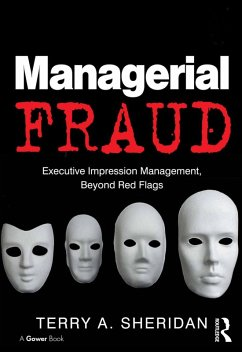 Managerial Fraud (eBook, PDF) - Sheridan, Terry A.
