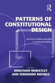 Patterns of Constitutional Design (eBook, PDF)