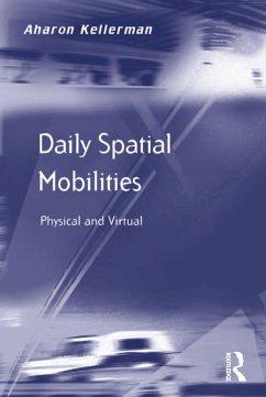 Daily Spatial Mobilities (eBook, ePUB)