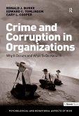 Crime and Corruption in Organizations (eBook, PDF)