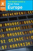 The Rough Guide to First-Time Europe (Travel Guide eBook) (eBook, PDF)