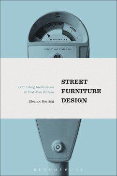Street Furniture Design (eBook, ePUB) - Herring, Eleanor