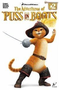 Puss in Boots #2 (eBook, ePUB) - Cooper, Chris; Davison, Max