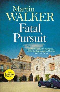 Fatal Pursuit (eBook, ePUB) - Walker, Martin