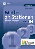 Mathe an Stationen 10 Inklusion