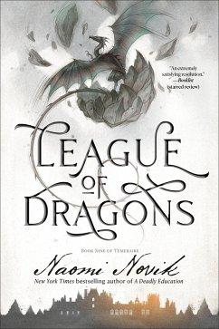 League of Dragons (eBook, ePUB) - Novik, Naomi