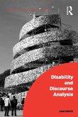 Disability and Discourse Analysis (eBook, ePUB)