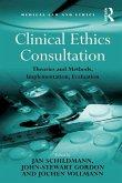 Clinical Ethics Consultation (eBook, ePUB)