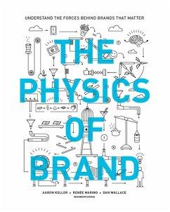 The Physics of Brand (eBook, ePUB) - Keller, Aaron; Marino, Renee; Wallace, Dan