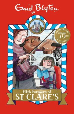 Fifth Formers of St Clare's (eBook, ePUB) - Blyton, Enid