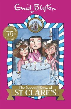 The Second Form at St Clare's (eBook, ePUB) - Blyton, Enid