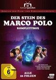 Der Stein des Marco Polo - Komplettbox (4 Discs)