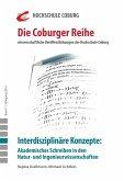 Interdisziplinäre Konzepte: Akademisches Schreiben in den Natur- und Ingenieurwissenschaften (eBook, ePUB)