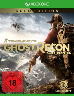 Tom Clancy's Ghost Recon Wildlands Gold Edition (Xbox One)