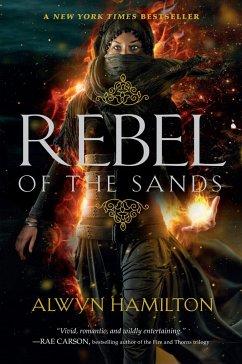 Rebel of the Sands - Hamilton, Alwyn