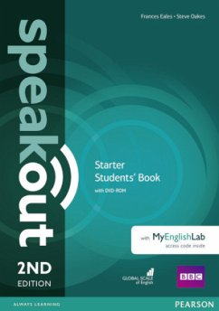 Speakout Starter 2nd Edition Students´ Book wit...